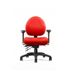Neutral Posture E·Series™ Mid Back Multi-Tilt Task Chair